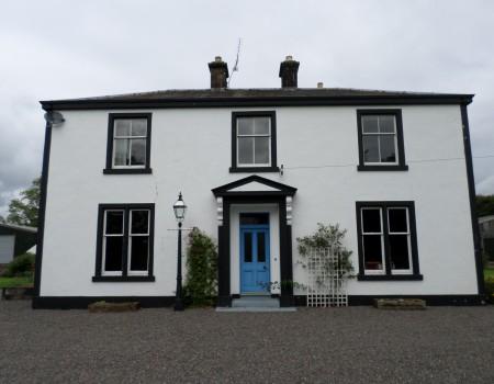 Stenrieshill Farm House, Wamphray, By Moffat, DG10 9LZ