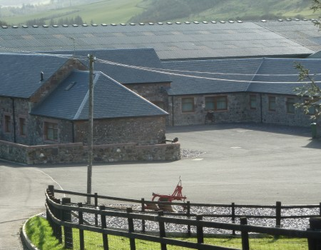 Clydesdale Farm, Lamington, By Biggar, ML12 6HS