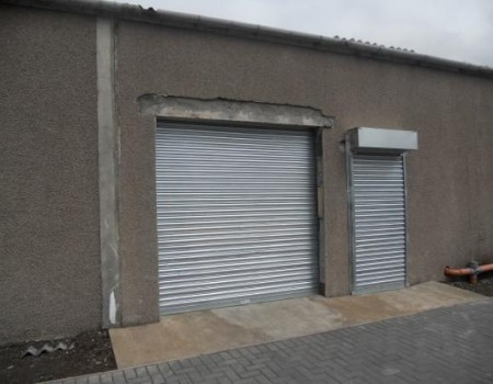 Burnside Industrial Estate, Garrell Rd, Kilsyth, G65