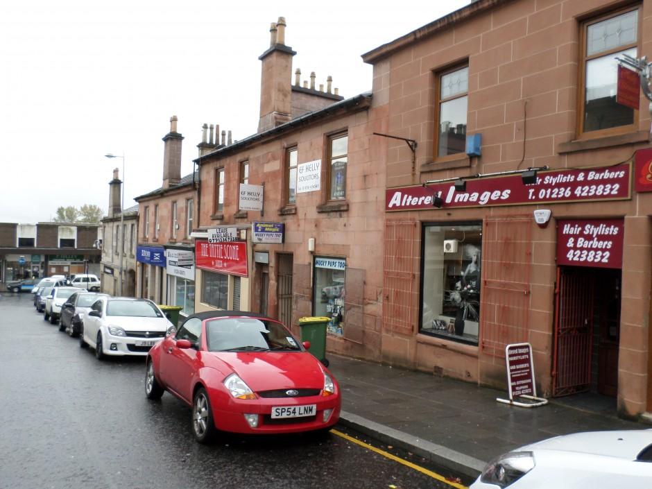 Academy Street, Coatbridge, ML5