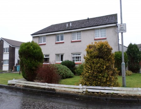 Redburn Court, Whitelees, Cumbernauld G67