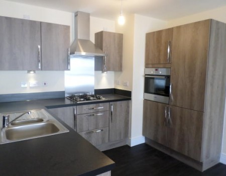 Crown Crescent, Larbert, NEW CALA  1 bedroom apartment