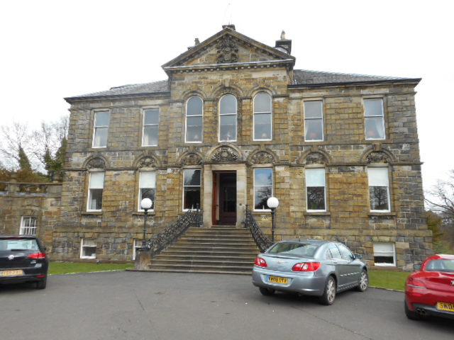 NO9 Cumbernauld House, G67 3GJ