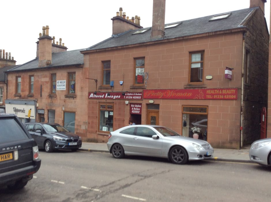 Office 19a Academy Street, Coatbridge